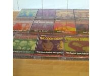 THe Goon show audio tape collection 22 tapes