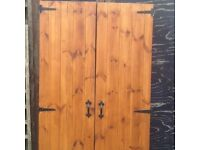 T & G Cottage style cupboard doors