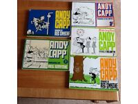Andy Capp cartoon books by Reg Smythe 1965 to 1967
