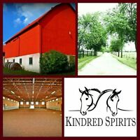 Milton / Oakville Horse Farm offering Indoor Boarding
