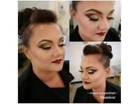 London Based Professional Makeup artist & henna mehndi artist ( asian bridal party prom wedding)