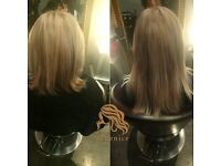 Salon Based Russian Hair Extensions & Wigs*20% OFF* - Virgin Hair, Double Drawn,Hand Tied Wefts