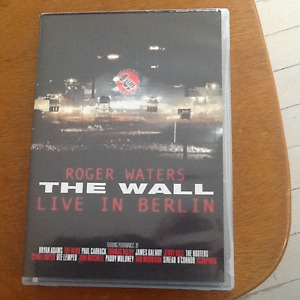 DVD Spectacles: Pink Floyd The Wall,Tommy The Who,Journey