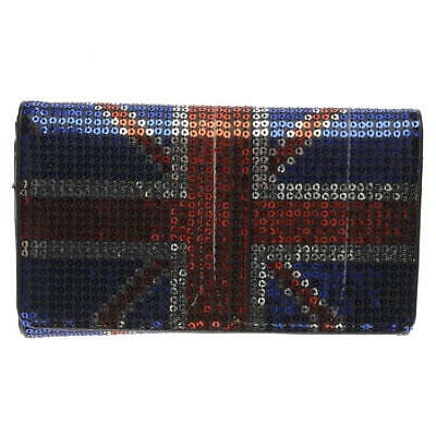 Used, IRON FIST PURSE – UNION JACKED – RED WHITE AND BLUE - BRAND NEW WITH TAGS for sale  Shipping to South Africa