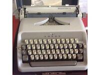 Adler 20 typewriter