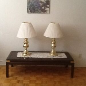 2 lamps for sale