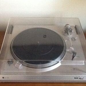 Kenwood receiver stereo floor speakers cd players turntable