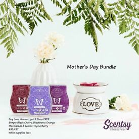 Scentsy Mother's Day bundles