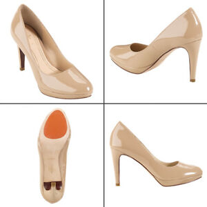 NEW - SIZE 7.5 COLE HAAN with NIKE Nude Chelsea Pump