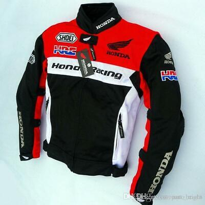 Honda Racing Motorcycle Jacket Protection Armor MotoGP
