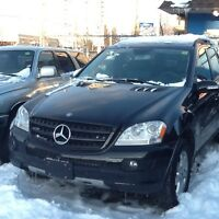 2006ML350,119000km, Now Only $11500.00