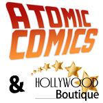 Atomic Comic Corner