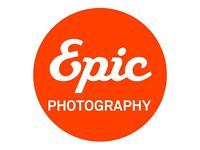 Sales Assistant Part Time Position available with Epic Photography