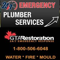 Toronto Emergency Plumber 24/7: Camera Inspection-Drain Cleaning