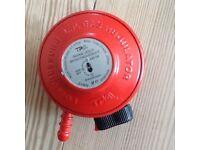 Calor gas regulator (push on type)