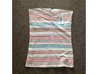 Ladies size 10 strapless tops