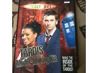 Dr Who Modeling Kit
