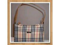 Ladies Classic Burberry Handbag OPEN TO OFFERS