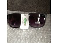 La coste sunglasses new with tags