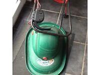 Qualcast easilite lawn mower