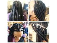 AFRO &EUROPEAN MOBILE HAIRDRESSER (HAIR BY LESLEY!!) Specialises in weave,wigs,braids,cornrown...