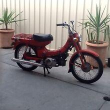 Yamaha V90 Postie bike Firle Norwood Area Preview