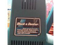 Black & decker hedge cutter