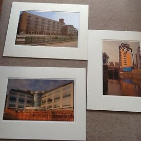 LEEDS WATERFRONT 9 ICONIC IMAGES 20x16