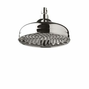 Aquabrass 2508 Rainheads 8 Bell Rainhead Brushed Nickel