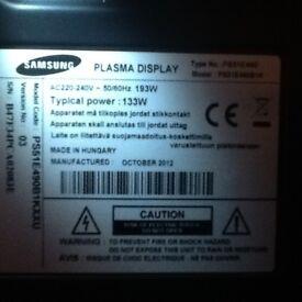 51 inch plasma