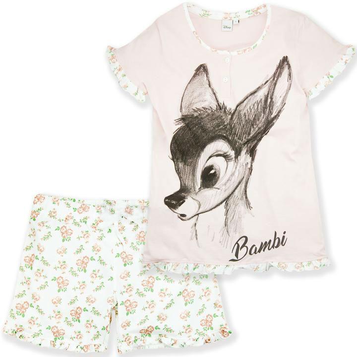 Pyjashort BAMBI