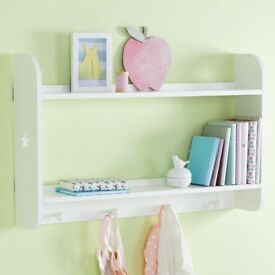 Nursery Wall Shelves / GLTC Star Wall Shelves