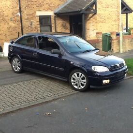 Astra alloy wheels with excellent tyres fits 99-2004 reg