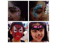 Mona's Face Painting