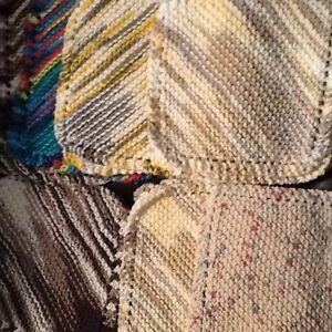 Knitted Dish Cloths St. John's Newfoundland image 1