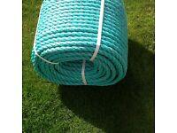 18mm polysteel Rope 100 mts.