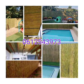 Bamboo faceng delivery and installation contact 0612543973