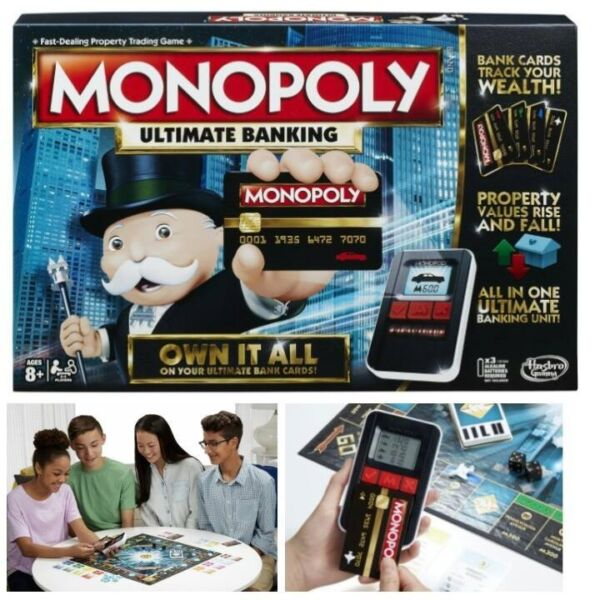 BNIB: Monopoly Game: Ultimate Banking Edition