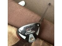 R7 taylormade cbg 19 degree3 wood