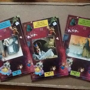 3 Great Xtra Large Fairy Tale Books for Children