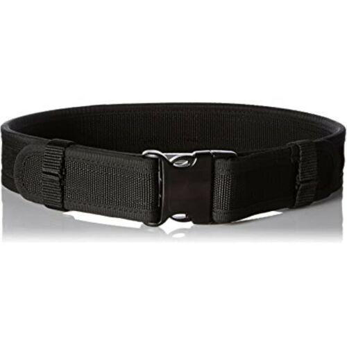"""SALE New Uncle Mikes Sentinel Law Enforce Duty 2 """" Belt- Black -Large"""