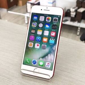 BRAND NEW REPLACEMENT IPHONE 7 128GB RED UNLOCKED WARRANTY Pacific Pines Gold Coast City Preview