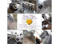 Home cleaning service with daisy clean ltd