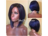 Custom made wigs to enhance your beauty!