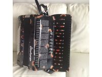 Nearly New Accordion for Sale