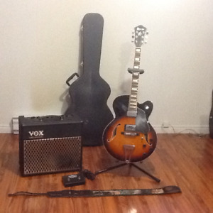 Guitare Ibanez Archtop