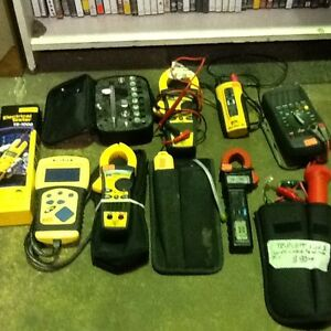 Multimeter & Electrical Tester Tools $20 +up