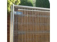 Security/Fence Panels