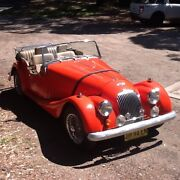 Morgan 4/4  4 Seater Roadster 1985 Newport Pittwater Area Preview