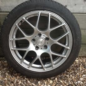 Winter Tyres for VW Golf